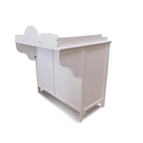 changing table with drawers and shelves baby changing table dresser wood shelf drawers mat stable