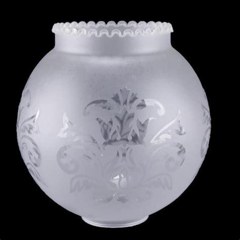 verre lustre abat jour en verre pour lustre