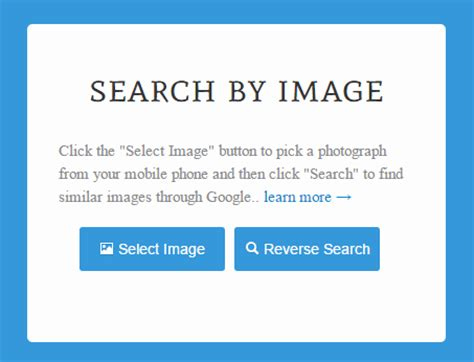 Search By Image Use Image Search From Mobile And Desktop