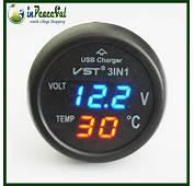 Batterie Voltm&232tre Et Amp&232rm&232tre