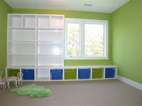 playroom shelving ideas playroom storage ideas spaces contemporary with none