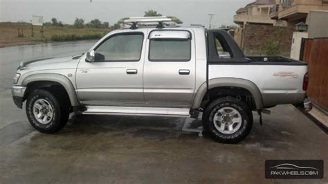 Toyota Hilux Tiger 2003 for sale in Islamabad   PakWheels