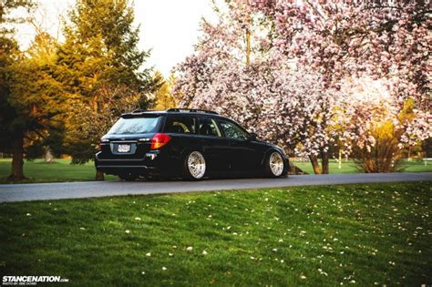 subaru forester stance nation getting it jay s bagged subaru legacy outback