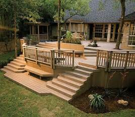 Deck Patio Design Patio Deck Railing Design