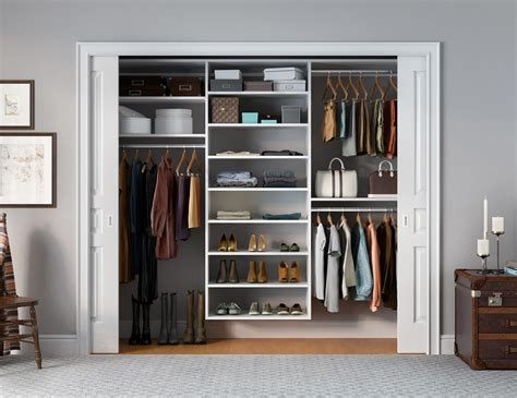 California Closets Wardrobe by Cl 243 Set De Pared California Closets