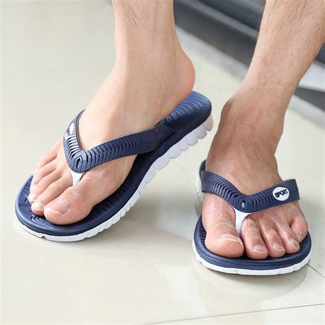 flip flop slippers mens free shipping the 2014 summer slippers plus size flip