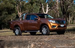 Nissan Navara 2016 2016 Nissan Navara St King Cab 2 3dtt Review