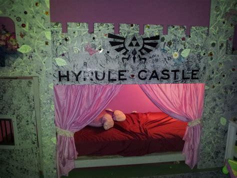 legend of zelda bedroom theme legend of zelda hyrule castle bed