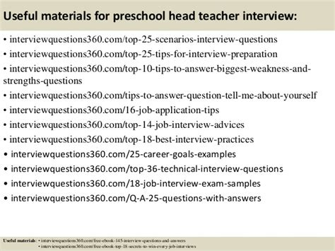 9 nursery teacher interview questions and answers youtube