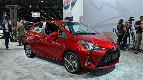 toyota parts new york 2017 toyota yaris debuts with more than 900 new parts