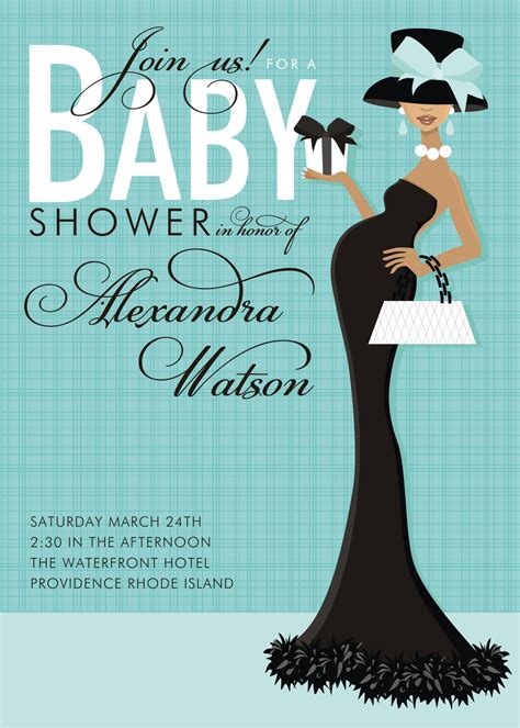 Templates Baby Shower Invitation Template