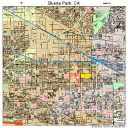 map of buena park california buena park california map 0608786