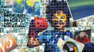 Mosaic Photo Reveal V3 7266788 After Effects Template Free Download Videohive Free Photo Mosaic After Effects Templates
