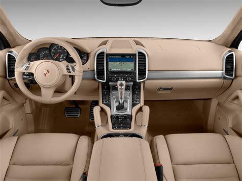 Image 2011 Porsche Cayenne Awd 4 Door Turbo Dashboard 4 Door Porsche Interior