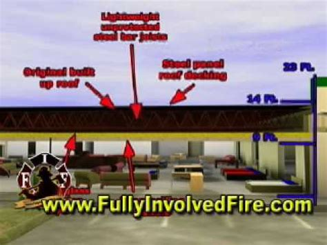 charleston sofa super store fire charleston fire sofa store roof construction youtube