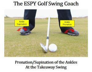 pronation golf swing golf swing vs baseball swing how momentum is developed