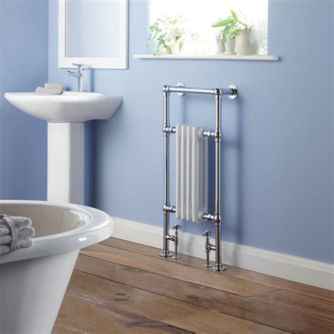 marquis traditional hydronic heated towel warmer