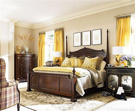 Sunny Yellow Accents In Bedrooms ? 49 Stylish Ideas   DigsDigs