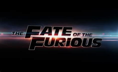 fast and furious 8 trailer fast and furious 8 trailer released the fate of the