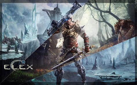 wallpaper games 2017 elex 2017 game 4k 8k wallpapers hd wallpapers id 20375