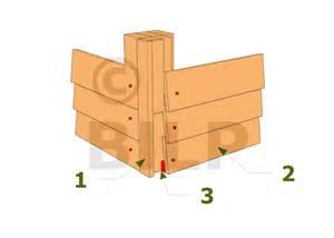 pose de bardage bois 1 2 les guides de la construction