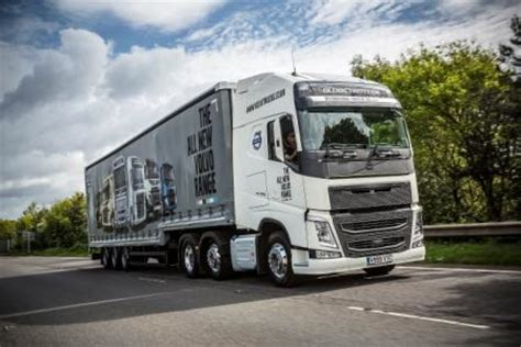volvo truck dealers uk volvo trucks supports speed limit rise commercial