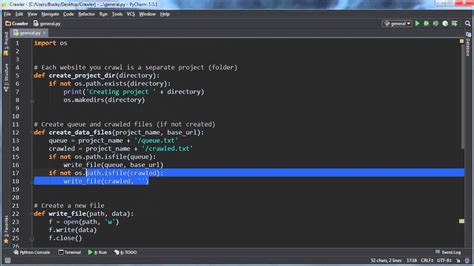python tutorial youtube bucky python web crawler tutorial 4 speeding up the crawler