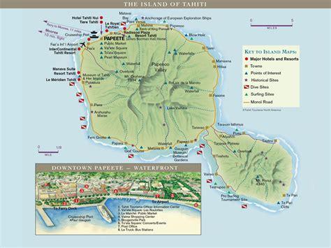 map of tahiti tahiti maps related keywords suggestions tahiti maps keywords
