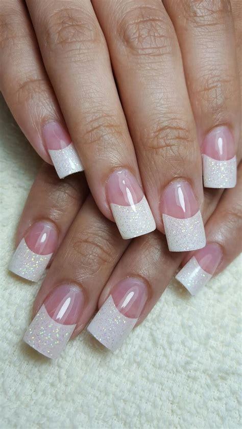 imagenes de uñas acrilicas las mejores las 25 mejores ideas sobre u 241 as acrilicas french en