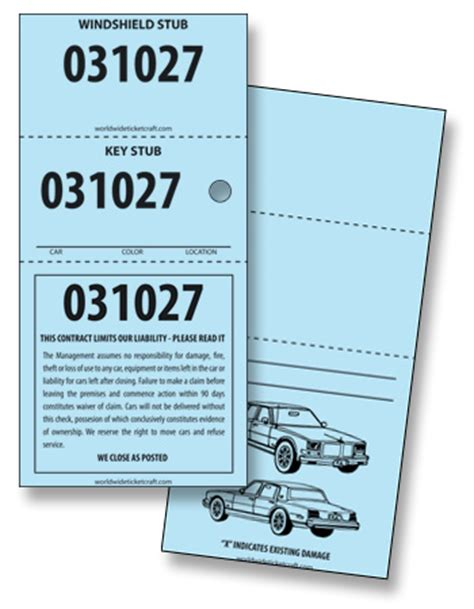 Lost Ticket Parking Garage are nyc parking garages liable for damage to your vehicle