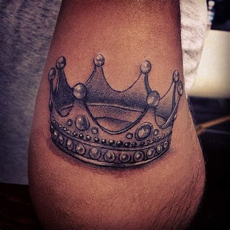 mini crown eikonone crowntattoo corona inked inkmx i
