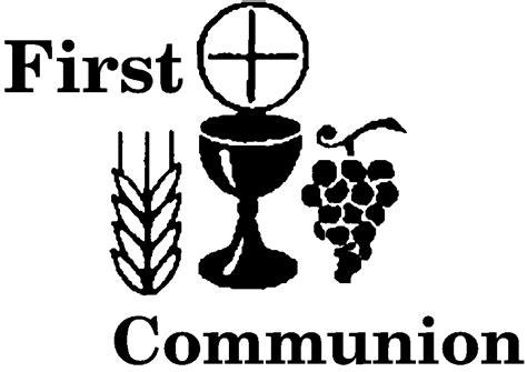 catholic clipart communion cliparts