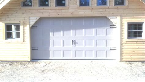 Garage Door 16x8 by Recent