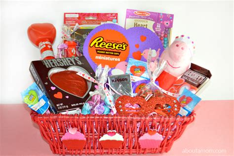 baskets for valentines day s day basket ideas for about a