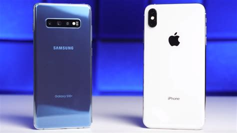 iphone xs max vs galaxy s10 drop test which glass flagship is more durable bgr
