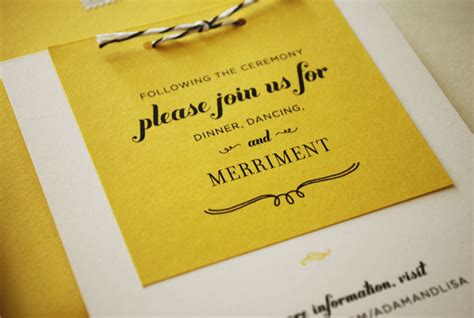Wedding Invitations Yellow Paper by Yellow Archives Page 3 Of 19 Oh So Beautiful Paper