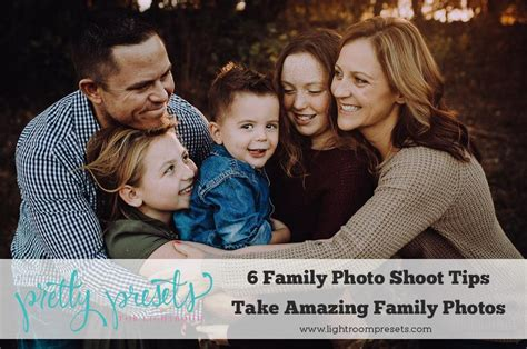 6 Tips For Breathtaking Photos by 6 Family Photo Shoot Tips For Amazing Family Photos