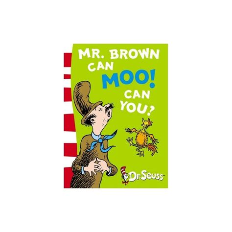 libro mr brown can moo dr seuss mr brown can moo can you english wooks