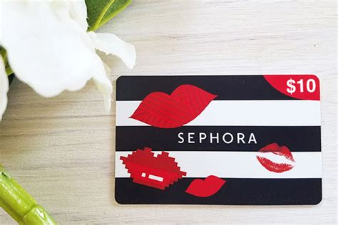 Sephora Gift Cards At Cvs - hurry free 10 sephora gift card