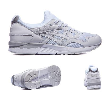 Sepatu Asics Gel Lyte V Tokyo Denim Premium Quality Asics Gel Lyte V Trainer White Footasylum