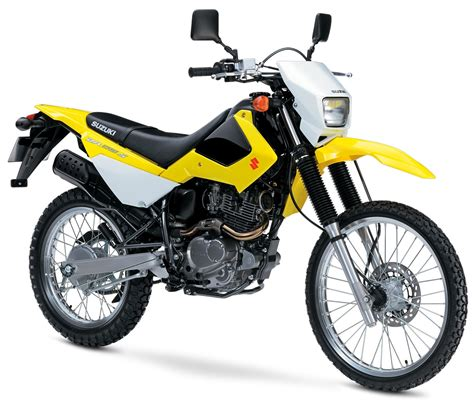 Suzuki Dr200 Review Motor Trail Enduro Dr Z Autos Post