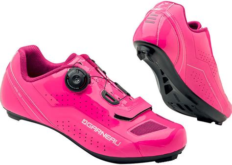 womens bike shoes louis garneau ruby womens road bike shoes pink 2016 ebay