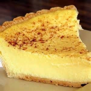 mom s classic silky smooth custard pie down home comfort food