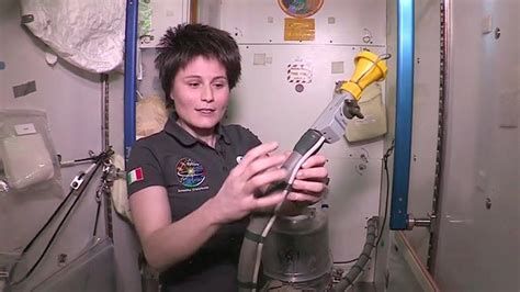 using the bathroom in space when nature calls in outer space here s how astronauts
