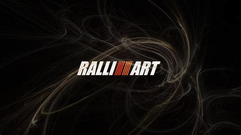 ralliart wallpaper ralliart logo wallpaper