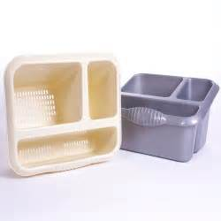 quality kitchen plastics cutlery tray dish drainer sink