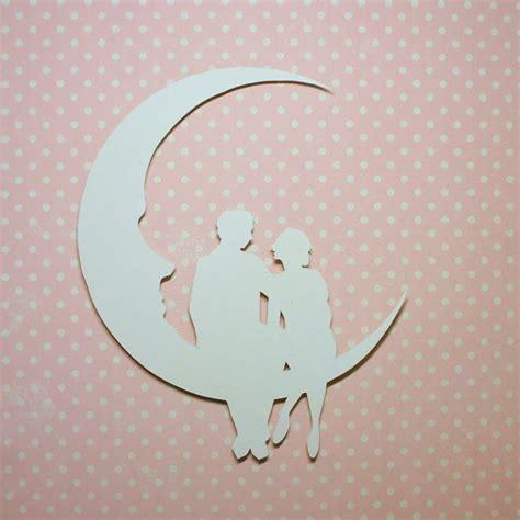 Paper Cutting Crafts - scherenschnitte template tuesday paper moon paper