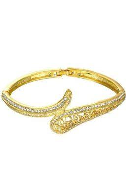 Gelang Kekinian 12 gelang emas cantik inilah kunci penilan mewah anda