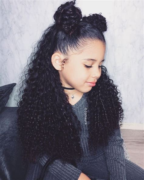 best 25 mixed girl hairstyles ideas on pinterest mixed hairstyles mixed kids hairstyles and