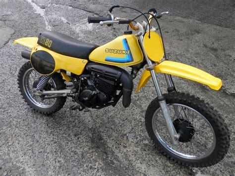 Suzuki Rm80 For Sale Tuck In Garage For Sale